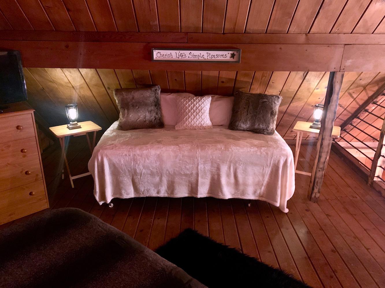 Loft Area Bedroom