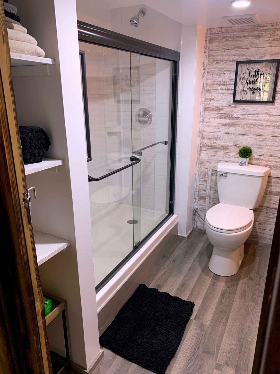 Lower Level Master Suite Bath